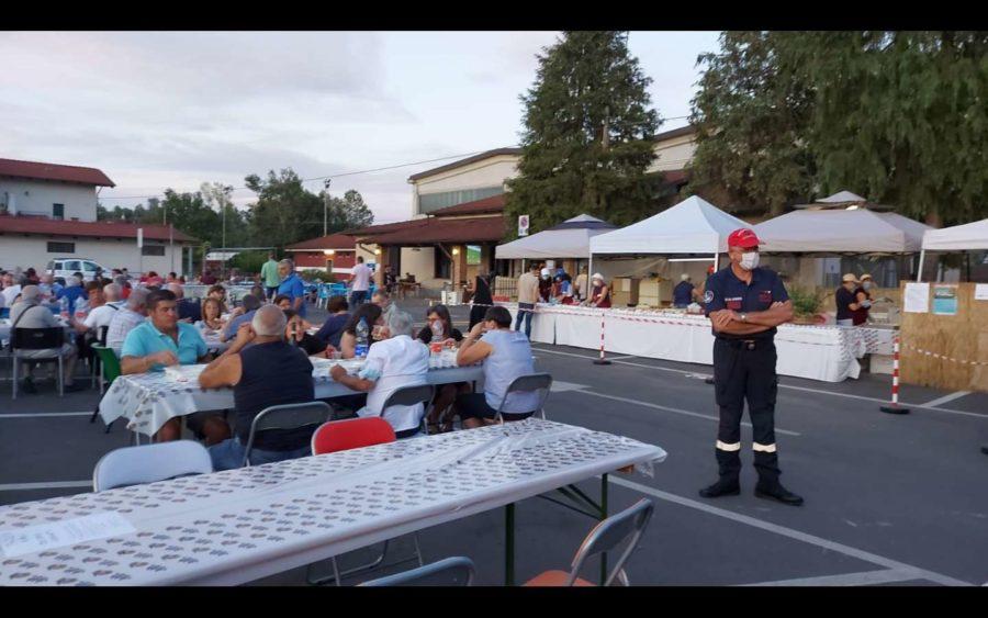 Castagnole delle Lanze, la Serata siciliana ha inaugurato gli eventi estivi