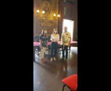 Asti, consegnate le borse di studio intitolate a Rodolfo Debenedetti