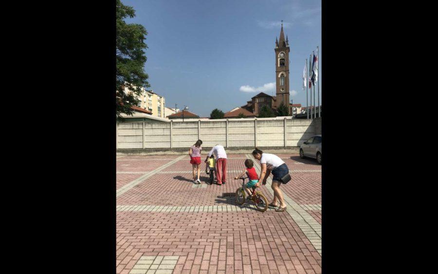 """Asti, anche in estate prosegue il progetto """"dona bici"""" dedicato ai bambini"""