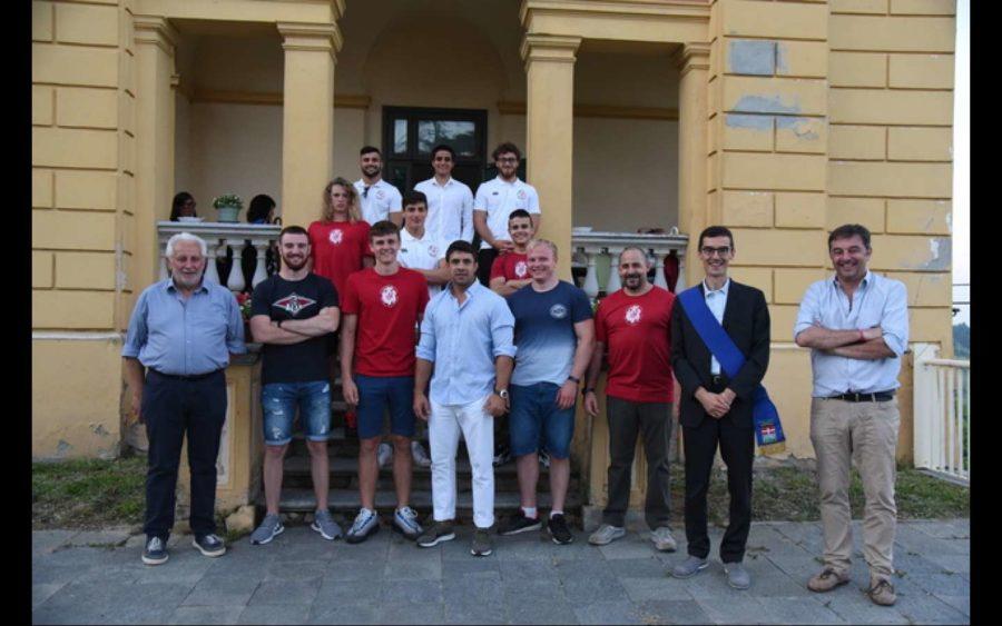 Asti, festa per la conclusione dell'anno accademico del Monferrato Rugby