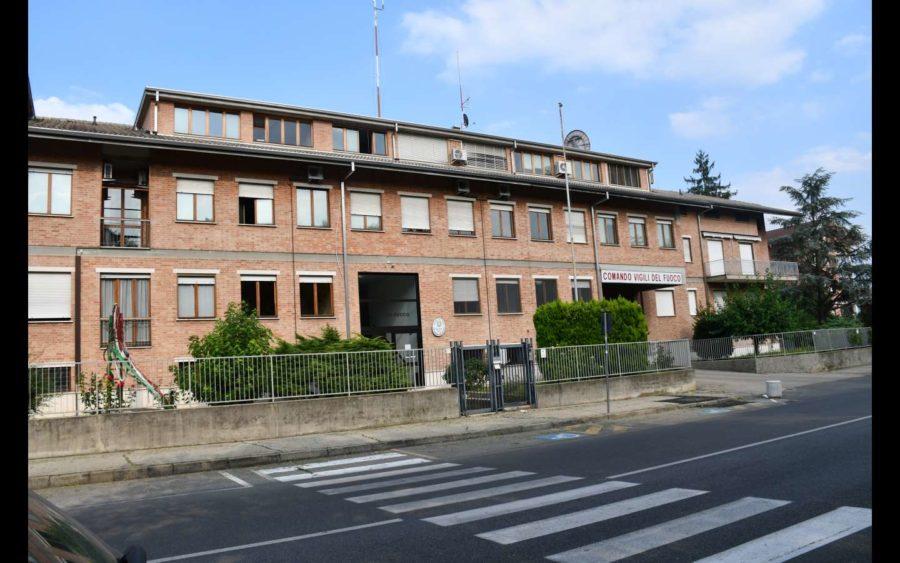 Asti, i Vigili del fuoco partecipano a test sierologici per il Covid-19