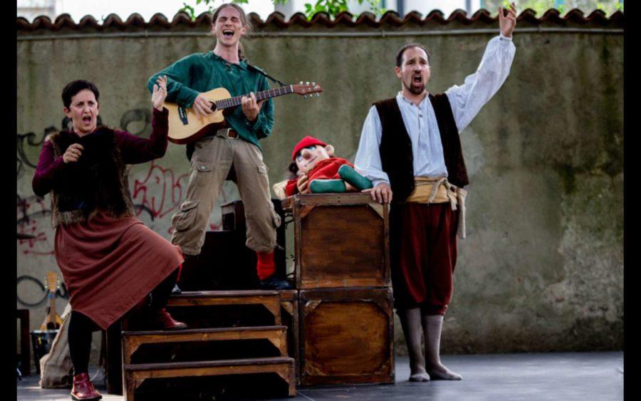 A Montegrosso D'Asti, la favola di Pollicino in uno spettacolo per le famiglie