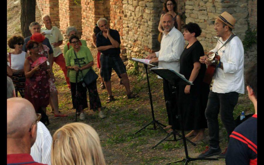 Costigliole D'Asti, Ferragosto a teatro dedicato ai grandi autori delle nostre colline