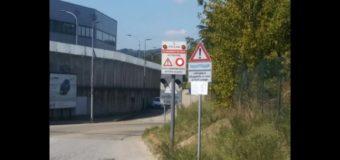 Alba, un sistema d'allarme segnala gli allagamenti del sottopasso di corso Cillario