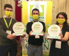 Tre giovani imprenditori agricoli in Provincia di Cuneo premiati da Coldiretti