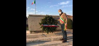 Alba, corone di alloro ai monumenti ai caduti per la ricorrenza del IV Novembre