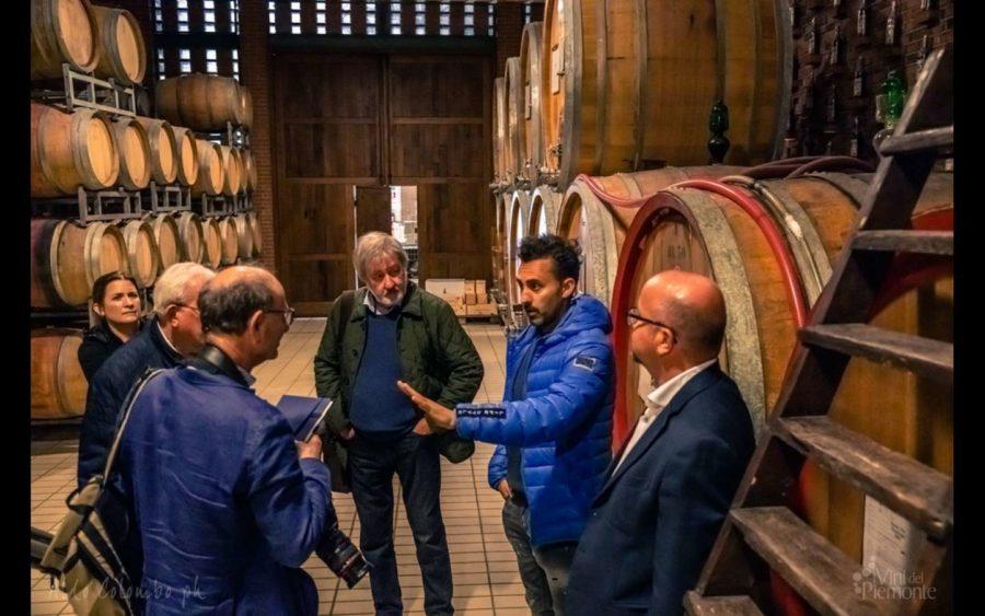 Giornalisti europei in Langhe e Roero per scoprire i grandi vini del territorio