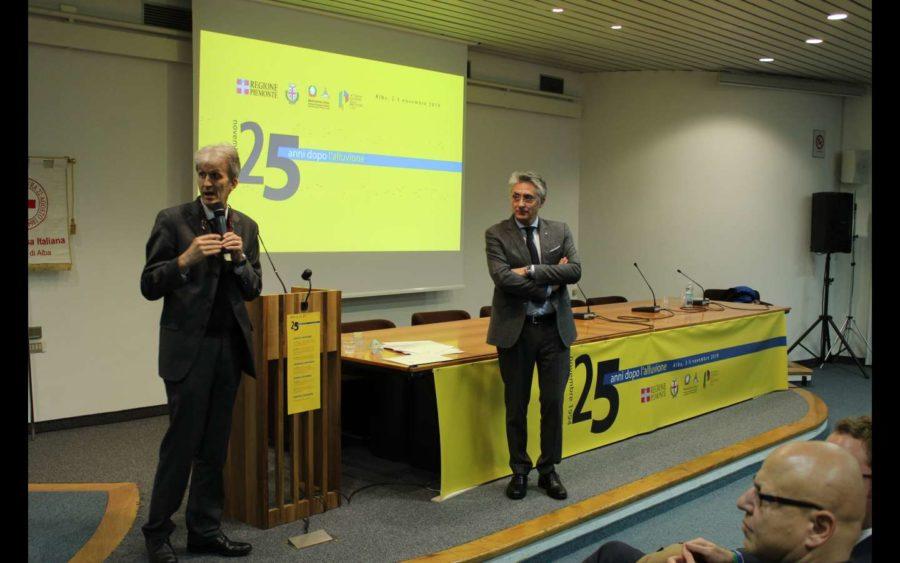 Alba, confermata la cerimonia in ricordo delle vittime dell'alluvione del 1994