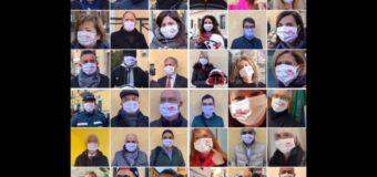 Asti, continua la distribuzione delle mascherine contro la violenza sulle donne