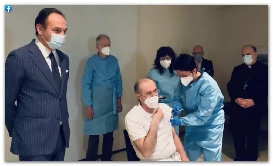 In Piemonte riprende la campagna vaccinale anticovid da martedì 29 dicembre