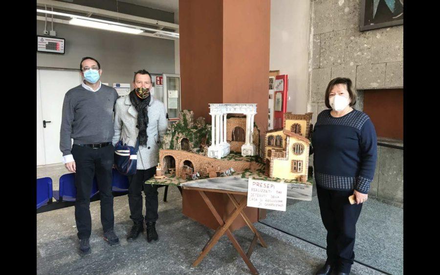 Asti, attraverso un laboratorio di presepi in carcere un progetto sociale per i detenuti
