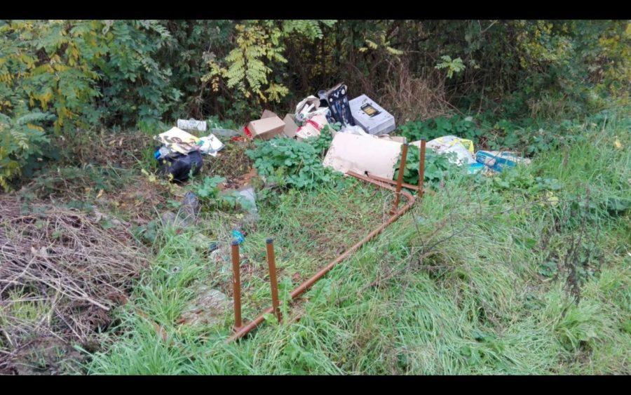 Asti, videosorveglianza per contrastare l'abbandono dei rifiuti