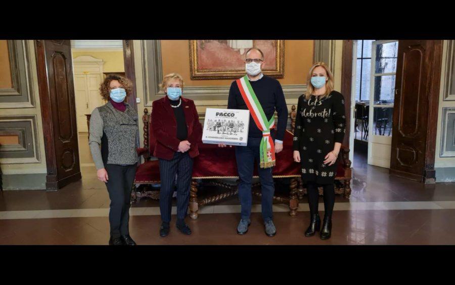 Asti, in Municipio lo Zonta Club ha illustrato il suo impegno contro la Camorra