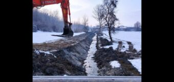 Asti, intervento sul Rio Quarto per ridurre il rischio di esondazioni