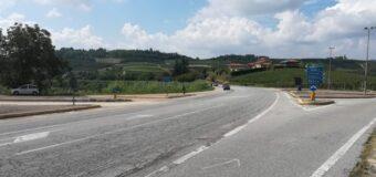 Alba, pronto il progetto per una rotonda al bivio in località Mombelli