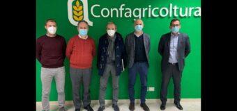 Bra, visita del sindaco al nuovo ufficio di zona di Confagricoltura Cuneo