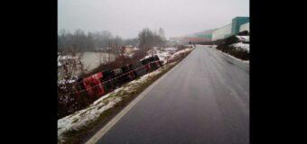 Chiusa il 6 gennaio la Provinciale 7 per l'ospedale di Verduno per il recupero di un camion