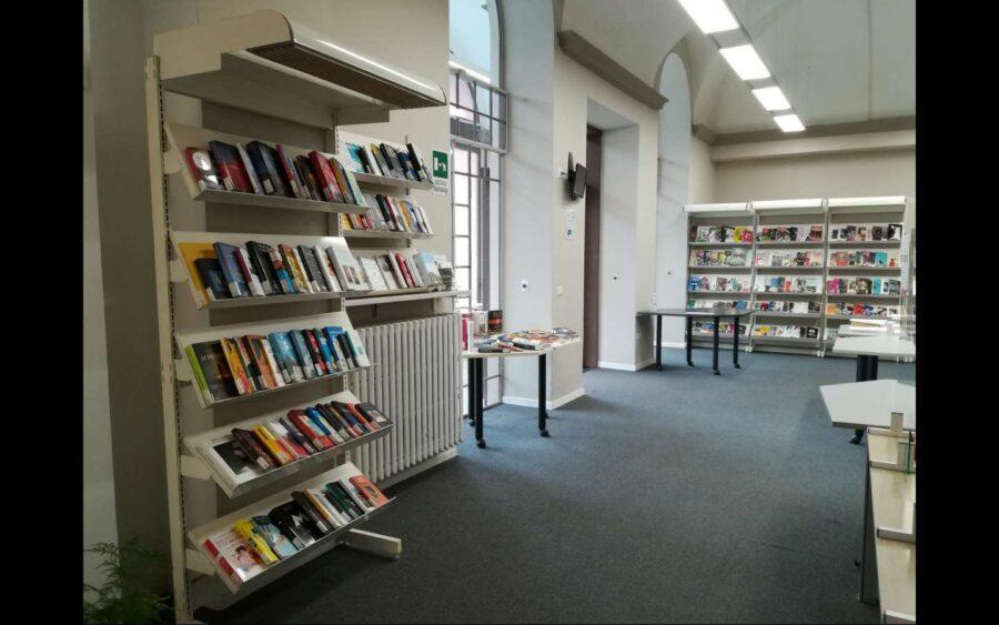 Alba, riaperta al pubblico la biblioteca civica