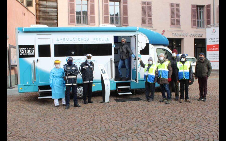 Alba, tampone rapido anticovid per i componenti della Polizia municipale: tutti negativi