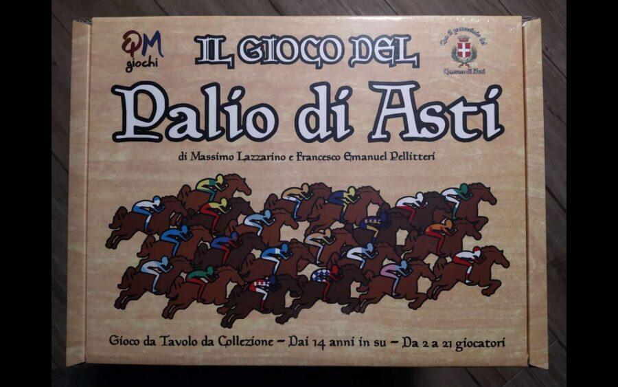 Asti, nuova edizione per il Gioco del Palio, in versione da tavolo