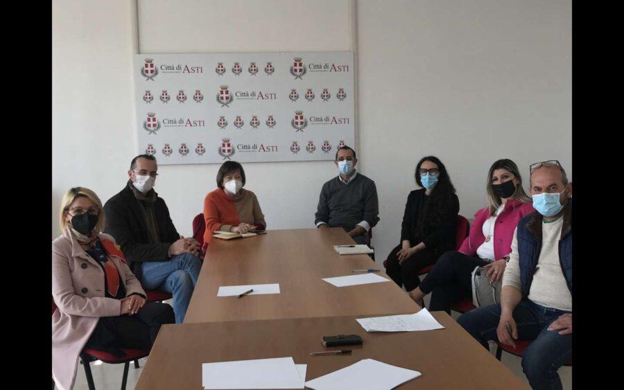 Asti, l'Amministrazione comunale incontra l'associazione AssoAlbania