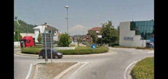 Verrà sistemato il fondo della rotonda di Borbore a Vezza D'Alba, sulla Provinciale 929