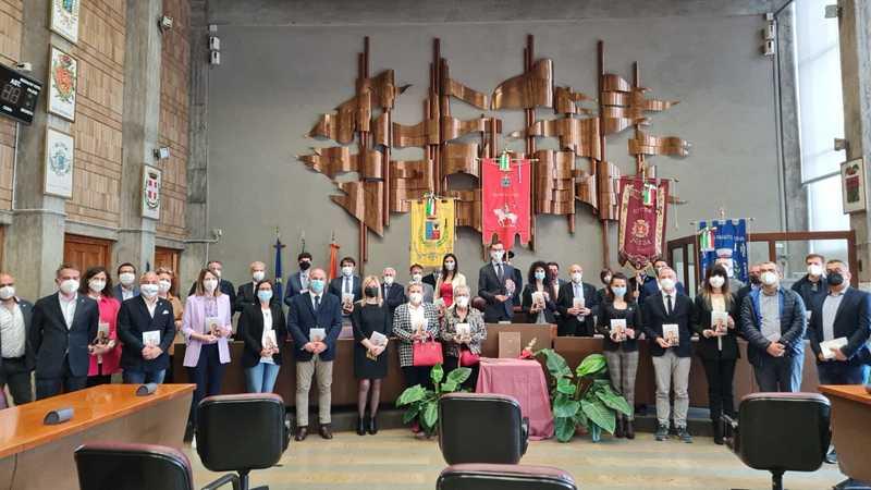 Asti, celebrazione in Provincia del 25 Aprile, con un libro di testimonianze