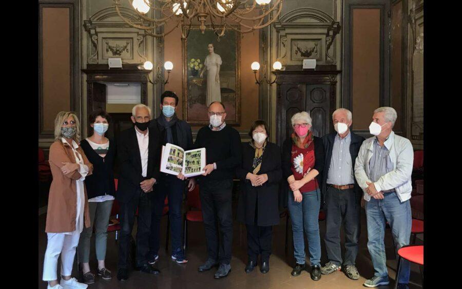 Asti, un libro sulla storia del Parco fruttuoso