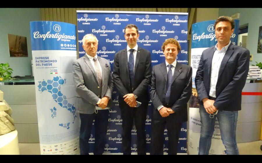 Alba, Daniele Casetta confermato presidente di zona per Confartigianato Cuneo