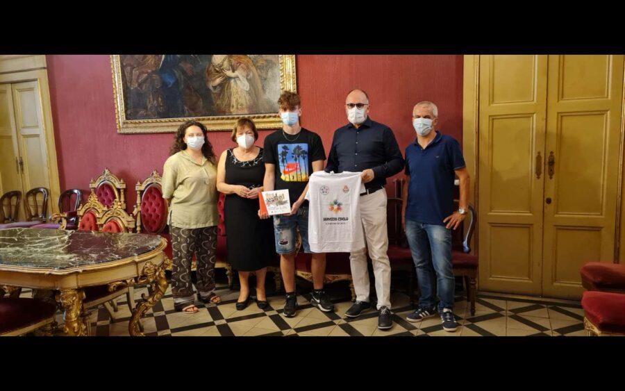 Asti, incontro in Comune con i volontari del Servizio civile