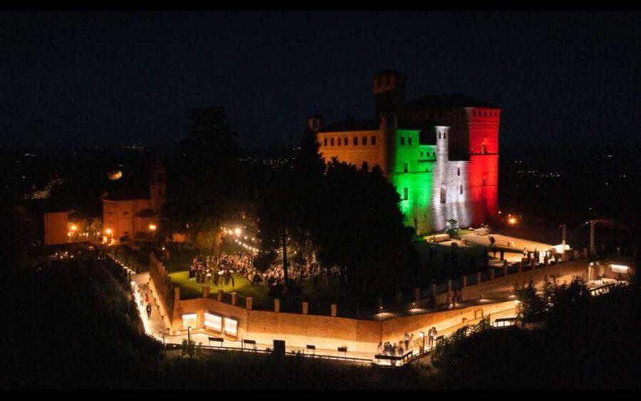 Al Castello di Grinzane la festa per i sette anni di tutela dell'Unesco per le colline di Langhe-Roero e Monferrato