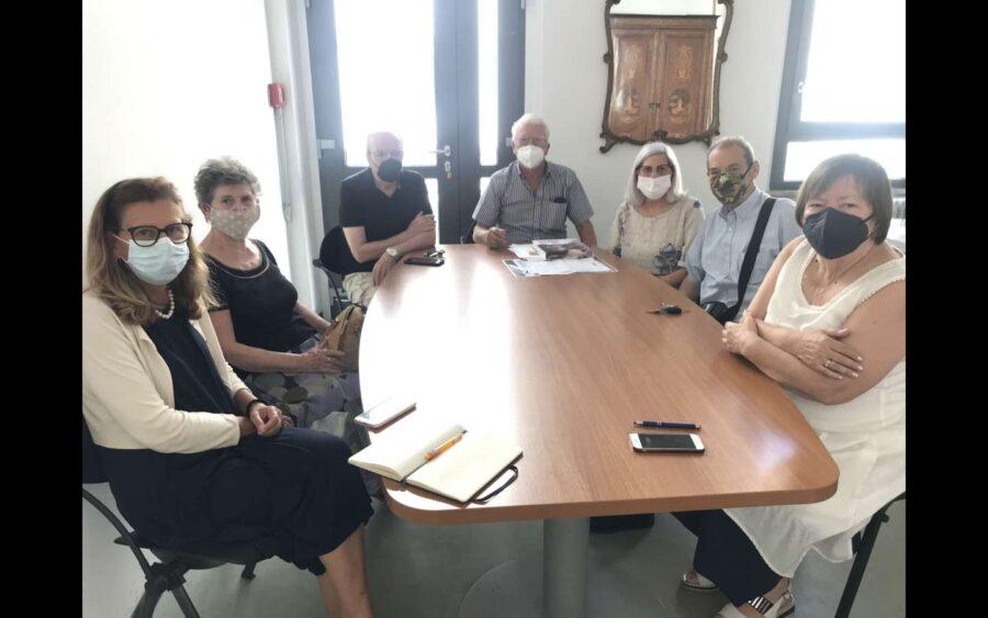 Asti, il Comune ha incontrato i presidenti dei Circoli sociali per gli anziani