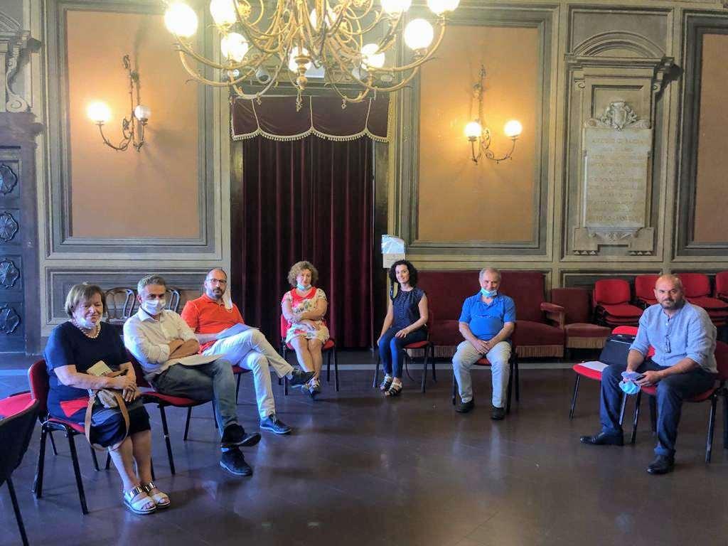 Asti, incontro in Municipio con le associazioni degli Albanesi dedicato ai diritti per la pensione