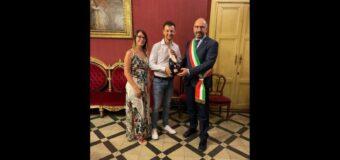 Asti, il sindaco Maurizio Rasero ha celebrato il 400esimo matrimonio come primo cittadino