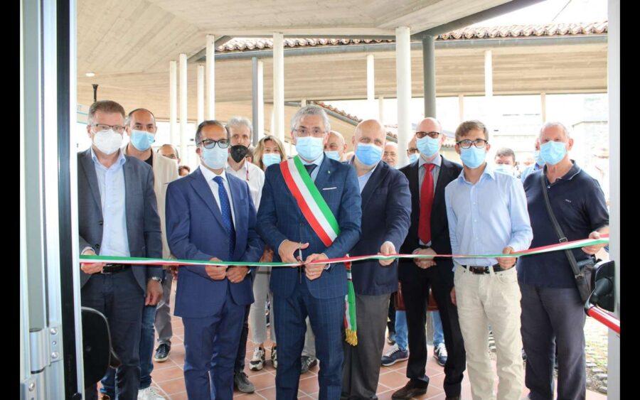 Alba, inaugurata la nuova sede dell'Inail nei locali dell'ex tribunale