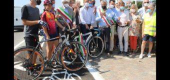 Inaugurata la pista ciclabile fra Alba, Grinzane Cavour e Roddi