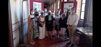 San Damiano D'Asti, la Commissione Pari opportunità della Provincia in visita alla mostra sulle Madri della Repubblica