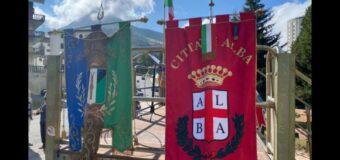 Alba presente alla commemorazione del 77° anniversario della Battaglia del Sestriere