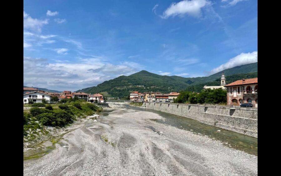"""Allarme siccità in Provincia di Cuneo. Bergesio: """"La portata dei fiumi si riduce anche dell'80%"""""""