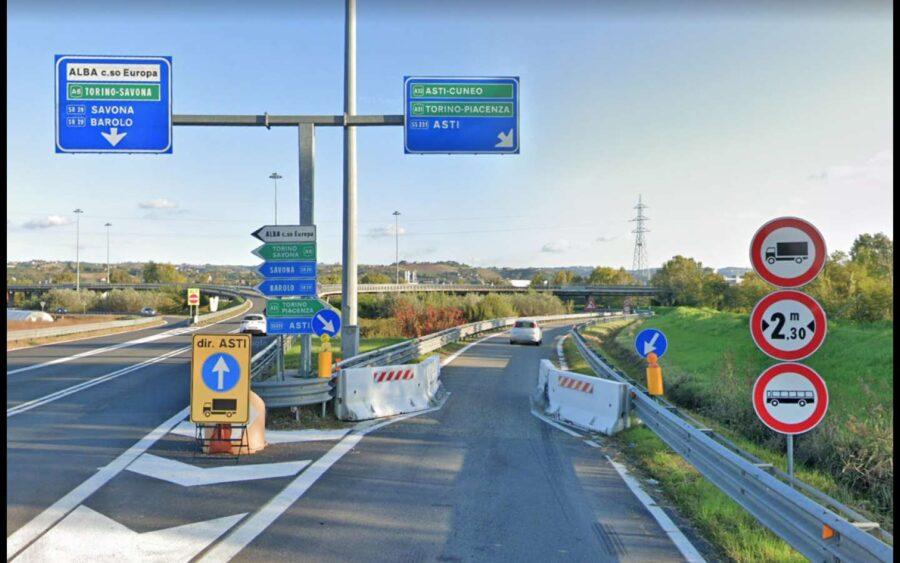 Alba, Astra Cuneo e Confartigianato Trasporti chiedono la conclusione dei lavori sulla tangenziale