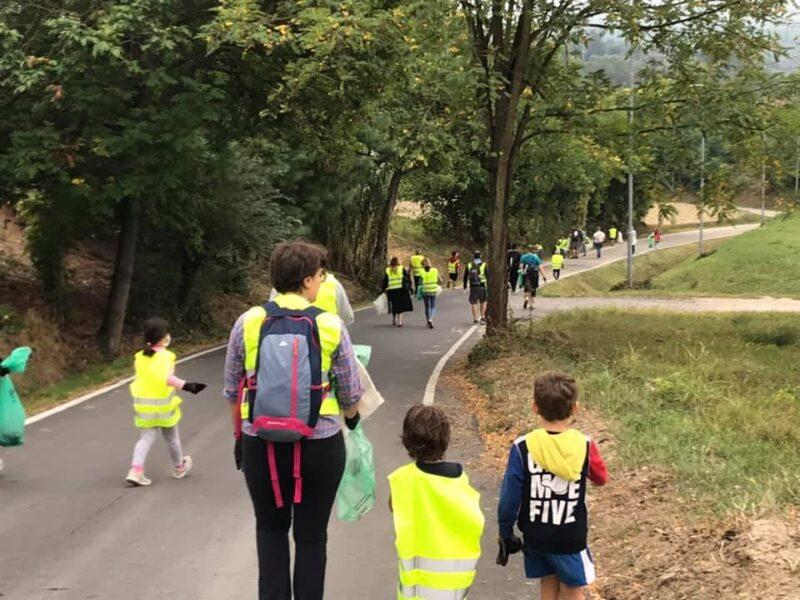 """In Provincia di Asti tutto il territorio coinvolto nell'iniziativa """"Puliamo insieme"""""""