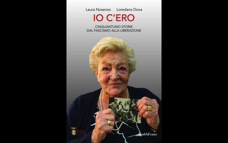 """Castagnole Lanze, presentazione del libro """"Io c'ero"""" con testimonianze sulla Resistenza"""