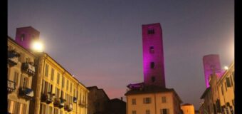 Alba, ad ottobre torri in rosa per la campagna Airc per la ricerca sul tumore al seno