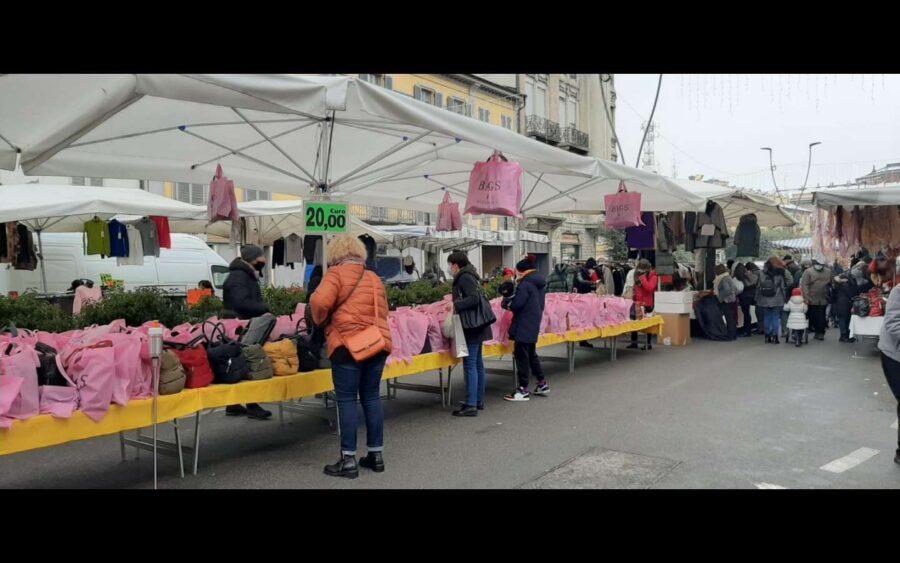 Alba, torna il mercato ambulante nelle domeniche di ottobre