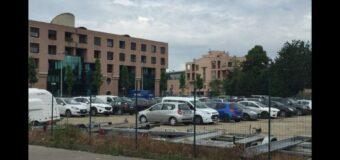 Alba, fino a dicembre è possibile parcheggiare nell'area Inail in piazza Prunotto