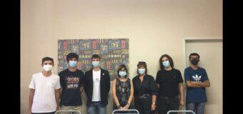 Alba, cinque giovani a sostegno della Consulta comunale del Volontariato