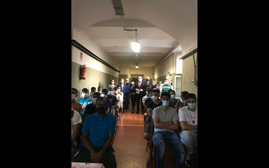 Asti, corso per i richiedenti asilo sulla sicurezza in bicicletta