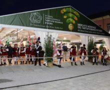 Alba, inaugurata la Fiera internazionale del Tartufo Bianco, alla presenza di due ministri