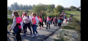 Asti, grande successo per la Camminata del Nastro rosa
