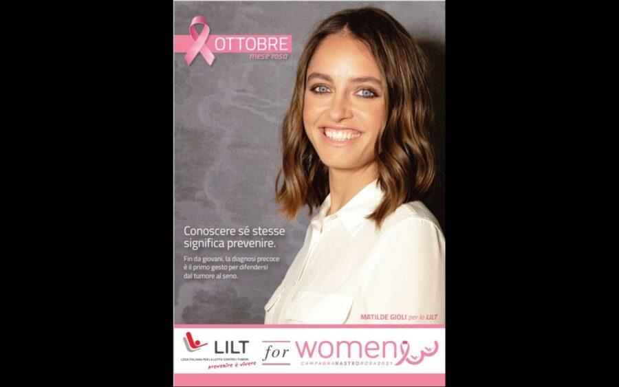 Asti, le iniziative della Lilt per la lotta ai tumori al seno